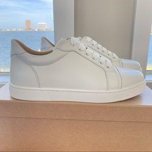 Christian Louboutin Vieira Sneaker 39.5 White